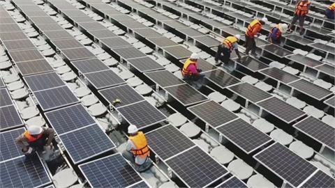 全球最大!泰國水壩建置水域型太陽能板結合水力發電
