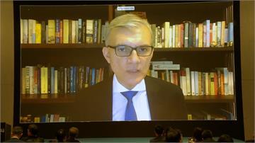 國際產經論壇登場 與歐洲智庫視訊
