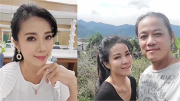 陳仙梅與攝影師老公結婚七年愛得甜蜜「當公主捧在手心疼」!曝夫妻露營趣事大放閃