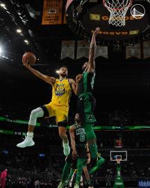 NBA/柯瑞飆11記三分球進帳47分 勇士仍不敵塞爾蒂克