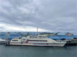 快新聞/東北季風影響風浪過大 30日台東往返綠島船班全取消