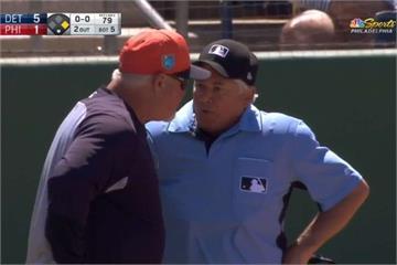 費城人、老虎熱身賽互砸 球員教練共5人遭驅逐