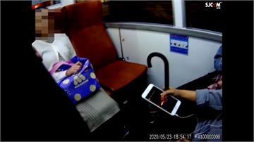 你自己搭!婦人不戴口罩堅持搭公車 10分鐘後司機、乘客全下車