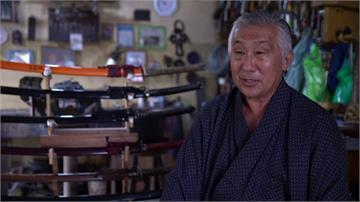 現代版「末代武士」!日裔鍛刀大師在巴西