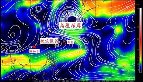 烟花颱風來了!鄭明典曝「颱風一慢影響就大」喊話:準備防災模式
