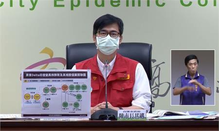 快新聞/開罰張顯耀特權疫苗 陳其邁再烙重話:不要挑釁「違反就罰沒有例外」