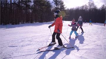 滑雪超夯!體驗車專屬教學讓你輕鬆上手