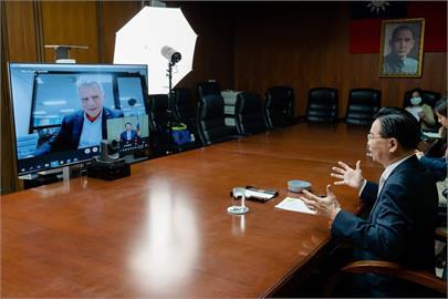 快新聞/接受澳媒專訪 吳釗燮:台灣位於中國威權主義擴張最前線