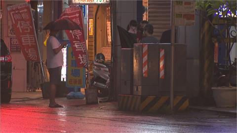 台灣脫離璨樹暴風圈 週日20:30解除陸警!中南部仍有局部大雨