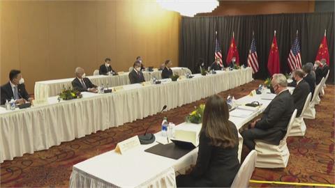 美中高層會談「有重大分歧」中國要美別干涉港台議題