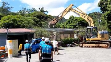 液蛋工廠連續違法罰不怕!新北政府強制拆除