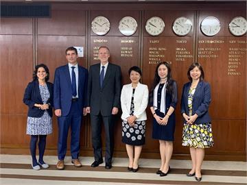 拜登上任首次 台美討論拓展台灣參與國際組織策略