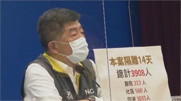 快新聞/連4日本土零確診仍不能鬆懈 陳時中:本周是非常緊張的觀察期