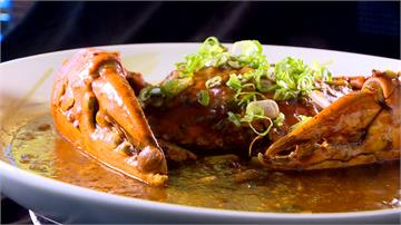 秋天就要吃這味! 醬爆蟹鹹甜充滿鍋燒味