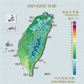 快新聞/冷氣團升級! 低溫範圍再擴大 新北桃園新竹今天到明晨「非常寒冷」