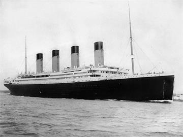 歷史上今天/1912年世界最大郵輪鐵達尼號 撞冰山沉沒已滿「109年」