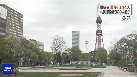 日本疫情持續延燒 重症患者1144人又創新高