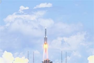 快新聞/中國火星探測器「天問一號」海南發射升空! 明年2月抵達火星