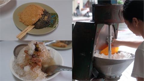 彰化員林美食 蕃薯市八寶圓仔冰|超人氣台式下午茶!在地60年古早味甜湯