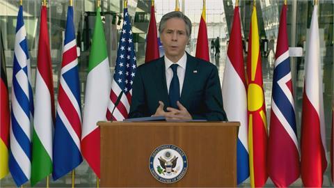 中國威脅北約安全 美國務卿攜歐盟友抗中