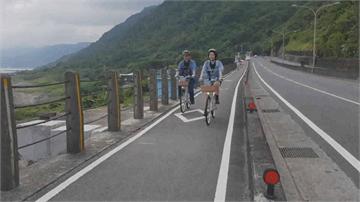 熱門單車路線「舊草嶺隧道」林佳龍、賴品妤合體同遊福隆推觀光