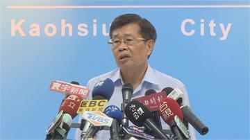 LIVE/明日正式交接!高雄代理市長楊明州說明