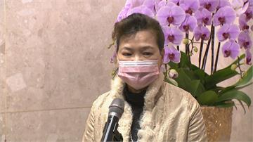 晶片換疫苗?王美花:已向德國表達「盼協助台取得疫苗」