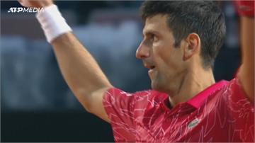 網球球王喬科維奇談野心 盼追平6度年終球王、310週球王紀錄