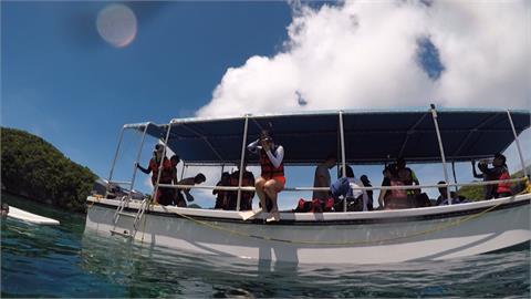 帛琉旅遊泡泡來了!  檢驗+保險 5天4夜上看8萬元