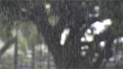 快新聞/大雷雨來襲!「全台13縣市豪大雨特報」 嘉義竹崎一級淹水警戒