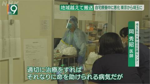 日本疫情失控病床數不足 居家療養血氧機成熱銷品