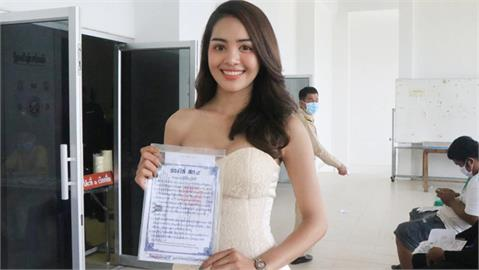 泰國甜美正妹參加男兵徵選 選美冠軍長相成全場嬌點