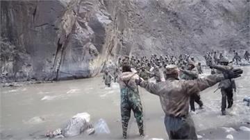 中印加勒萬河谷「石器戰」時隔八個月...中國剪接影片大外宣