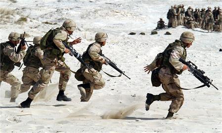 美撤軍阿富汗「舉行演習」40年來最盛大!外媒:用更多精力對付中國
