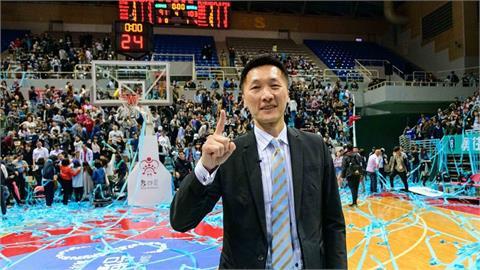 P.LEAGUE+/年度最佳總教練 富邦勇士許晉哲「全票」獲選