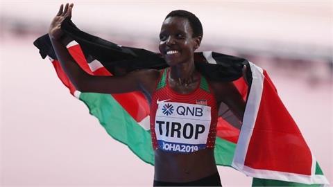 女子10公里世界紀錄保持人Agnes Tirop遇刺身亡!肯亞痛失田徑之星