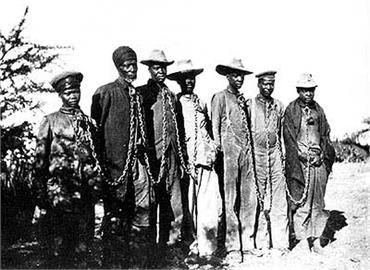 德國承認曾犯下種族滅絕 願賠納米比亞377億元