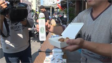 3千多碗罷韓滷肉飯高雄發放!公民割草:扭轉被韓國瑜綁架的庶民形象