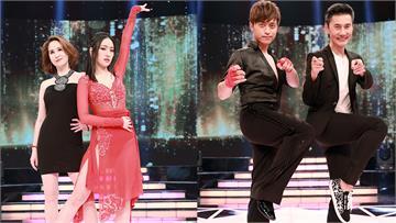 《舞力全開》最強星二代企劃!金友莊、包偉銘兒女PK舞技