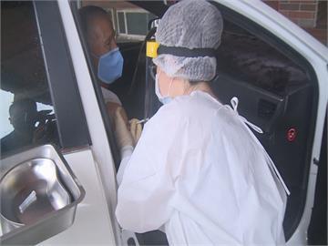 台中榮總擴大PCR篩檢量能  彰化疫苗得來速長者免下車