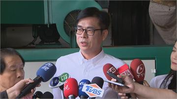快新聞/傳國民黨徵召李眉蓁參選 陳其邁:市民期待有經驗、有執行力的市長