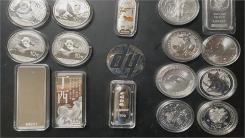 散戶搶白銀! 每盎司一度破30美元  8年新高