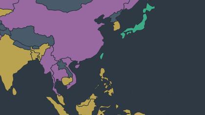 網路自由排名出爐!中國連7年墊底 台灣首次納入就奪亞太第1