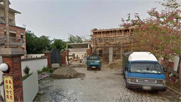 李佳芬農舍查報出爐 1、2樓、建物後方全違建