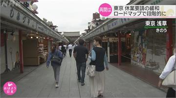 日緊急事態解禁 東京自訂復工標準