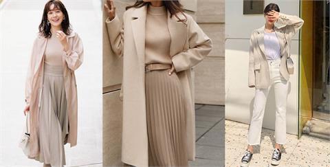 IG 上高人氣日系穿搭流行語!充滿溫柔氛圍的「淡色女子」的質感魅力穿搭法