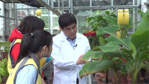 農委會邀「植物醫師」下鄉 幫農民解決農藥疑問