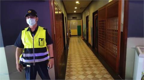 快新聞/疫情緊張! 宜蘭稽查八大行業防疫 未實聯制將勒令停業