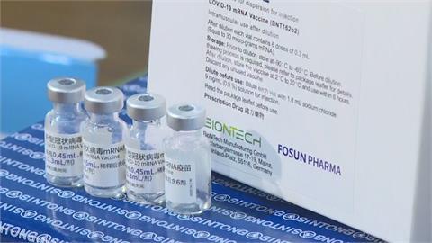 快新聞/視察學生打疫苗 德經濟辦事處長:相信下批BNT很快會抵台