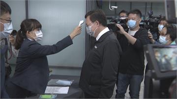 五縣市宣布「禁桃令」!桃收治全國1/4病患 鄭文燦喊話:給醫護支持